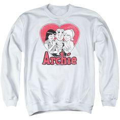 "Checkout our #LicensedGear products FREE SHIPPING + 10% OFF Coupon Code ""Official"" Archie Comics / Milkshake - Adult Crewneck Sweatshirt - Archie Comics / Milkshake - Adult Crewneck Sweatshirt - Price: $39.99. Buy now at https://officiallylicensedgear.com/archie-comics-milkshake-adult-crewneck-sweatshirt"