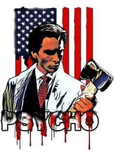Horror Movie Posters, Horror Movies, American Psycho, Art, Horror Films, Art Background, Kunst, Performing Arts, Scary Movies