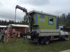 82 Mobile saunas of Finland – Ruusis Mobile Sauna, Building A Sauna, Wood Fuel, Small Trailer, Land Use, Saunas, Number Two, Heating Systems, Finland
