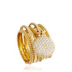 Arncor Ring by Carla Amorim | AstleyClarke.com