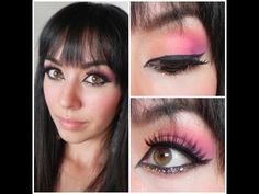 Check this makeup video out -- Atardecer (Maquillaje de Noche) on MakeupBee
