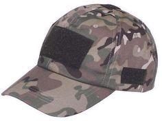 Einsatz-Cap mit Klett, operation-camo / mehr Infos auf: www.Guntia-Militaria-Shop.de