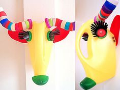 Recycled Masks