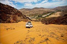 khaudum national park namibia