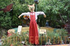 Cat Scarecrow - need one