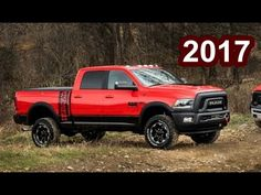 2017 Dodge RAM 2500 Power Wagon Diesel - interior Exterior and Drive