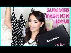 ▶ SUMMER FASHION HAUL! - YouTube