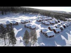 Santa Claus Holiday Village in Santa Claus Village in Rovaniemi