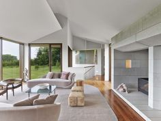 calvin tsao and zack mckown architects / berkshire mountain house, alford