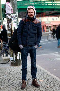 Mens Berlin Street Style   Men's Look   ASOS Fashion Finder