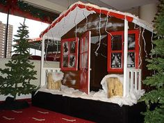 Santa's Grotto hire for exclusive Christmas events.