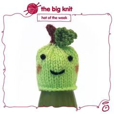 the innocent big knit. Knitting little hats to raise money to help keep older people warm in winter. Knit Or Crochet, Crochet Toys, Knitting For Charity, Board For Kids, Big Knits, Knitting Patterns, Knitting Ideas, Kids Hats, Knitted Hats
