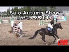 Salo Autumn Show 25.-27.8.2017 - Päivä 3 - SU - YouTube