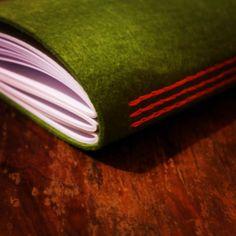 """""""#de7tasarim new stitch practices, handmade felt cover book  yeni dikiş denemeleri, elypımı keçe kapaklı defter"""