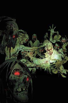Gotham by Midnight - Bill Sienkiewicz