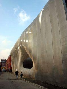 Maison Folie (2004) by NOX Architecture / Lars Spuybroek