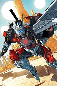 TF Drift Empire of Stone issue 01 cover by markerguru.deviantart.com on @deviantART