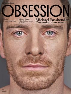Obsession: Actor Michael Fassbender
