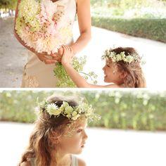 Wedding : dahlia, hydrangea, astrancia