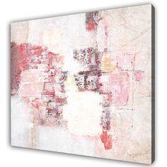 Abstrakt Tavla - Pink Love