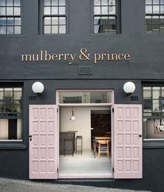 Бистро Mulberry & Prince в Кейптауне: фото интерьеров от студии Atelier Interiors | Admagazine | AD Magazine