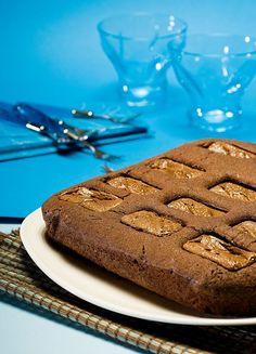 Ψήνεστε για κέικ; Μπαίνουμε σε φόρμα με 30 super συνταγές - www.olivemagazine.gr Toblerone, Breakfast Time, Fun Desserts, Banana Bread, Caramel, Muffins, Cooking Recipes, Pie, Sweets