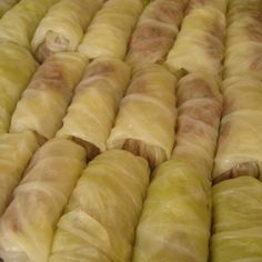 Halupki (Cabbage Rolls) Recipe   Just A Pinch Recipes - REVIEW: So good - authentic recipe!