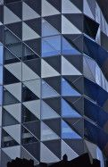 Variations; architectural transitions; Melbourne, Australia.  January 2014.