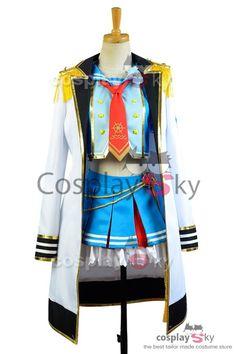 LoveLive! Umi Sonoda Marine Costume Cosplay Costume -1