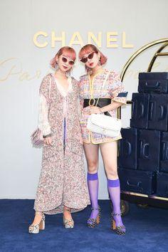 Unveiled last December in the prestigious Ritz Hotel in Place Vendôme, the Chanel Métiers d