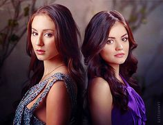 9) Favorite Liars Friendship: Sparia  For some reason these two just seem to work well together... they make me laugh and even they know they make a good team!  Team Sparia!
