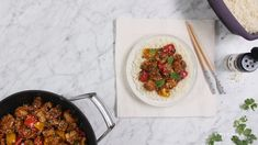 General Tao Seasoning (pkg of 3) Prep 10 minutes, cook 10 minutes. A sweet, slightly spicy stir-fry with notes of garlic & chilies. Make it veggie with cauliflower instead of chicken.