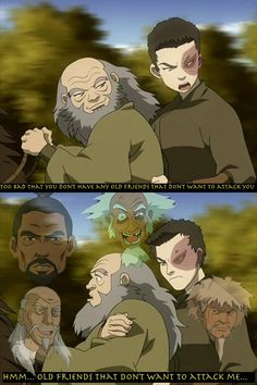 Hmm can you guys remember anyone? - TheLastAirbender Avatar Aang, Avatar The Last Airbender Funny, The Last Avatar, Team Avatar, Avatar Airbender, Avatar Cartoon, Avatar Funny, Atla Memes, Avatar World