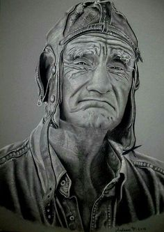 Old pilot..