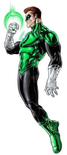 """Green Lantern (Harold """"Hal"""" Jordan) is a fictional character, a superhero in the DC Comics universe. Created by John Broome and Gil Kane, Hal made his first appearance in Showcase #22 in 1959. He later sacrificed himself (1994) to save the DC universe, and was later resurrected in 2004 by Geoff Johns in Green Lantern Rebirth. Hal was a test pilot for Ferris Air before being the first human chosen to join the Green Lantern Corps, and is a founding member of the Justice League of America. Hal…"""