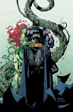 Bat Man The Hush Covers 609