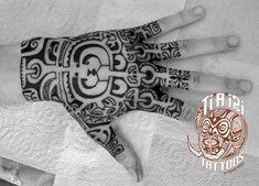Polynesian Hand & Foot Tattoos - Ti'a'iri Polynesian Tattoo