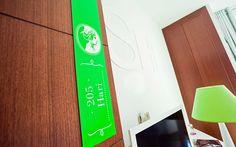 Portago Hotels - Portago Urban - Señalética - signage - Habitación - Room - URBANO - HOTEL GRANADA #DESING #HOTEL #SPAIN