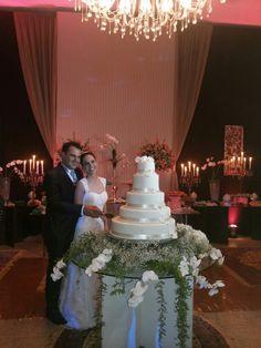 Decoração magnifica do casamento da Fernanda e Olívio em Joao Pinheiro by Neymar Ferreira