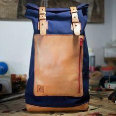 Sailor's backpack