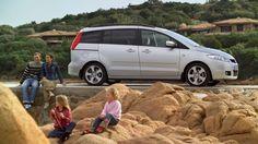 Freund der Familie und des Fahrers: Mazda5 gebraucht günstig zu haben