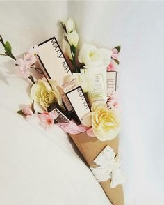 Try one of these beautiful Mary Kay bouquets! It's a must for any woman in your life during a holiday.