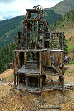 Silver Creek Mine, CO