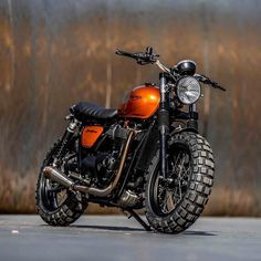 Visit several of my most popular builds - modified scrambler ideas like this Triumph Motorcycles, Triumph Scrambler, Indian Motorcycles, Cafe Racer Motorcycle, Motorcycle Design, Motorcycle Style, Custom Motorcycles, Ducati, Motocross