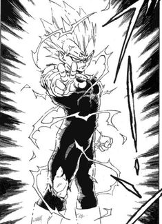 super saiyan majin vegeta final flash - Google Search