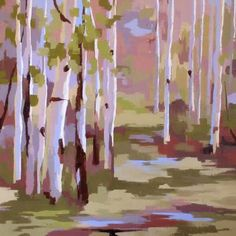 "Saatchi Art Artist Hadley Rampton; Painting, ""Lush"" #art"