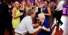 Have you ever wondered what music would even get Granny dancing at your wedding? The Alive Team asked our artists which of the songs they perform get the whole crowd, including Grandma, up on the dance floor at weddings. Read on to see the results and listen to our Spotify playlist!