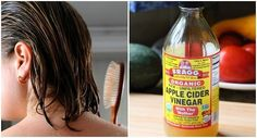 10 Reasons To Wash Your Hair With Apple Cider Vinegar + How To Do An ACV Hair Rinse