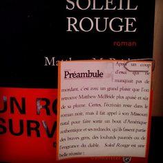 Soleil rouge de Matthew Mcbride  Editions Gallmeister  Coup de coeur @librairiepreambule Bayeux #libraires #lespetitsmotsdeslibraires #coupdecoeurlitteraire