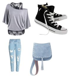 """Untitled #791"" by jamiesowers14 on Polyvore featuring Converse and Steve Madden"